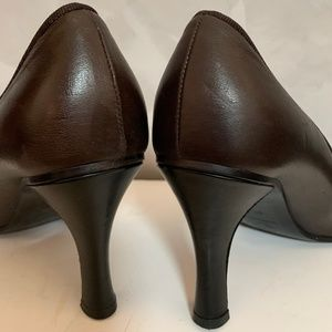 CHANEL Shoes - CHANEL Genuine Leather High Heel Shoes Pumps